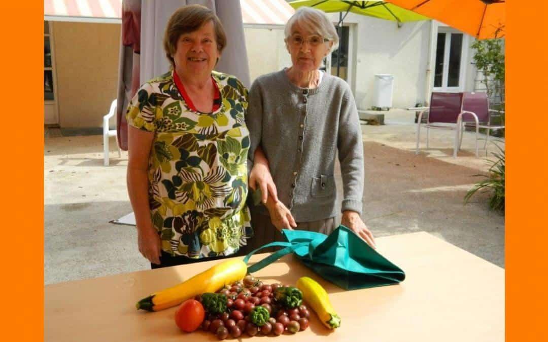 Odyssées vers l'emploi | Potager clé en main pour la maison de retraite à Rueil-Malmaison